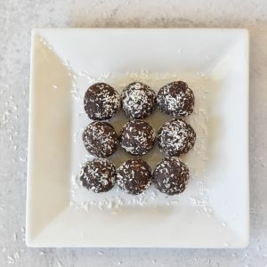 Energy Bites – Chocolate No Bake Bite
