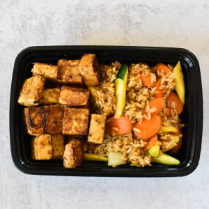 Asian Peanut Tempeh