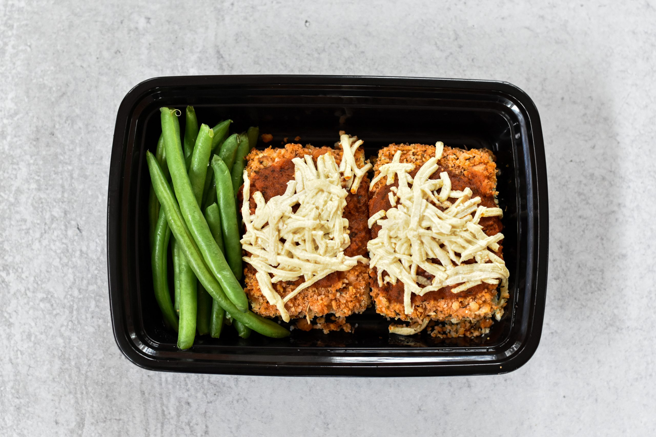 Tofu Parmesan