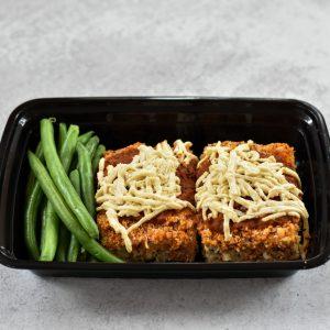 Tofu Parmesan – VEGAN