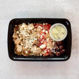 Greek Chicken Bowl